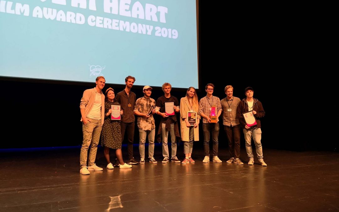 Live at Heart Film Award Ceremony – Winners