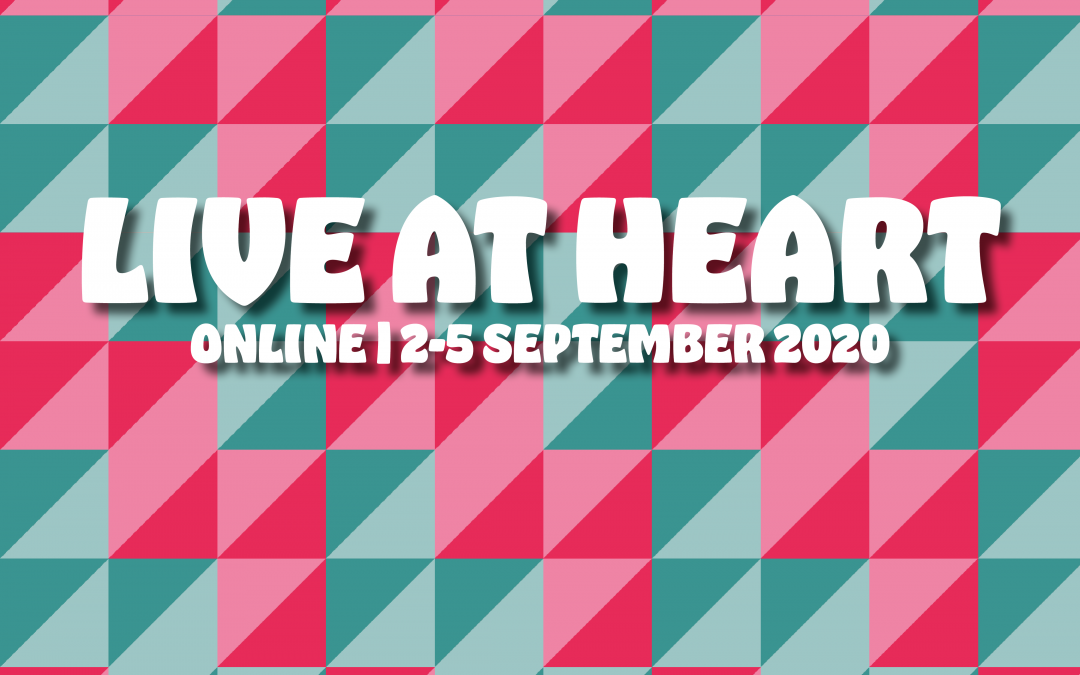 Live at Heart will be one of Sweden's largest streaming festivals